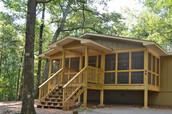 Hard Labor Creek cabin