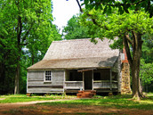 Jarrell Plantation house