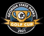 golf cup logo