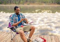 Jack Hill State Park fishing