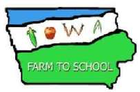 Iowa Farm to School Logo