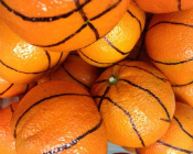 Basketball Oranges