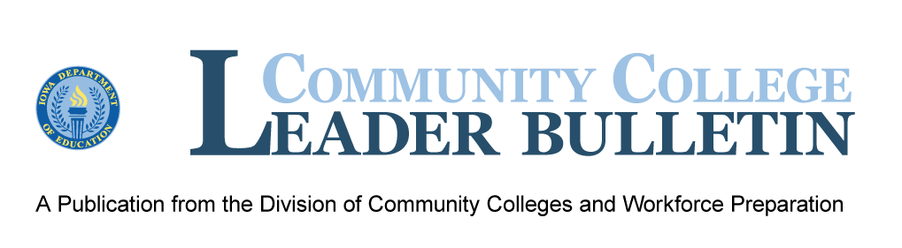 Community College Leader Bulletin