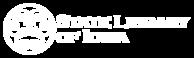 LIB - State Library Logo White