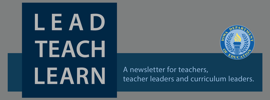 Lead Teach Learn Masthead
