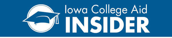 Iowa College Aid Insider header