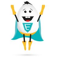 Superhero Eggy
