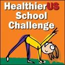healthier us school challenge award