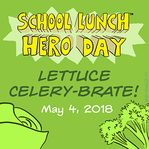 Lettuce and celery