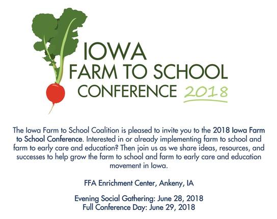 Farm to School Conference