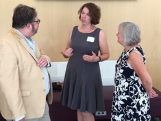 Leaders discuss TLC conference