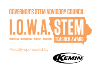 Governor's STEM Advisory Council, STEM Teacher Award logo