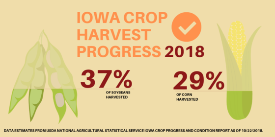 harvest progress