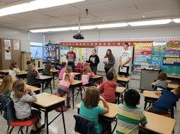 Turkey Valley Cross age teaching