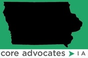 Iowa Core Advocates Logo