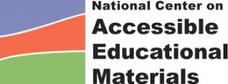 National Center on Accessible Educational Materials logo