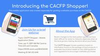 CACFP Shopper