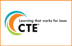 CTE logo, Learning that works for Iowa