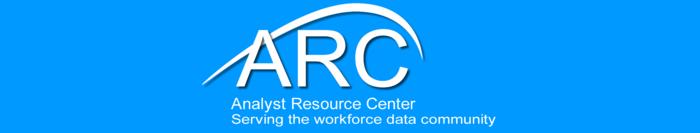 Analyst Resource Center Serving the workforce data community