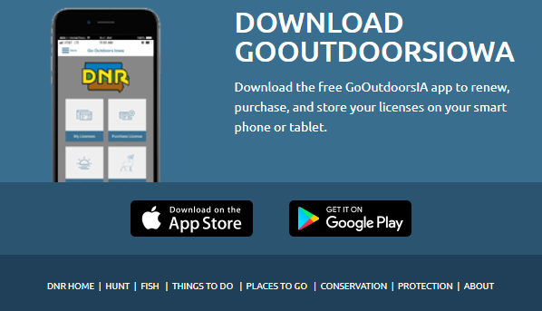 Download GoOutdoorsIowa