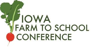 Iowa Farm to School Logo