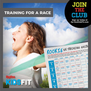 training for a race