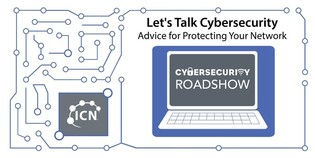 ICN Cybersecurity Roadshow logo