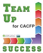 Team UP logo