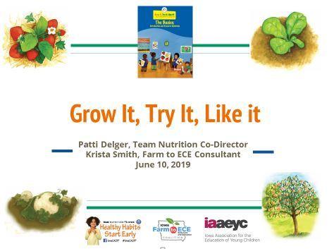 Grow It Slide