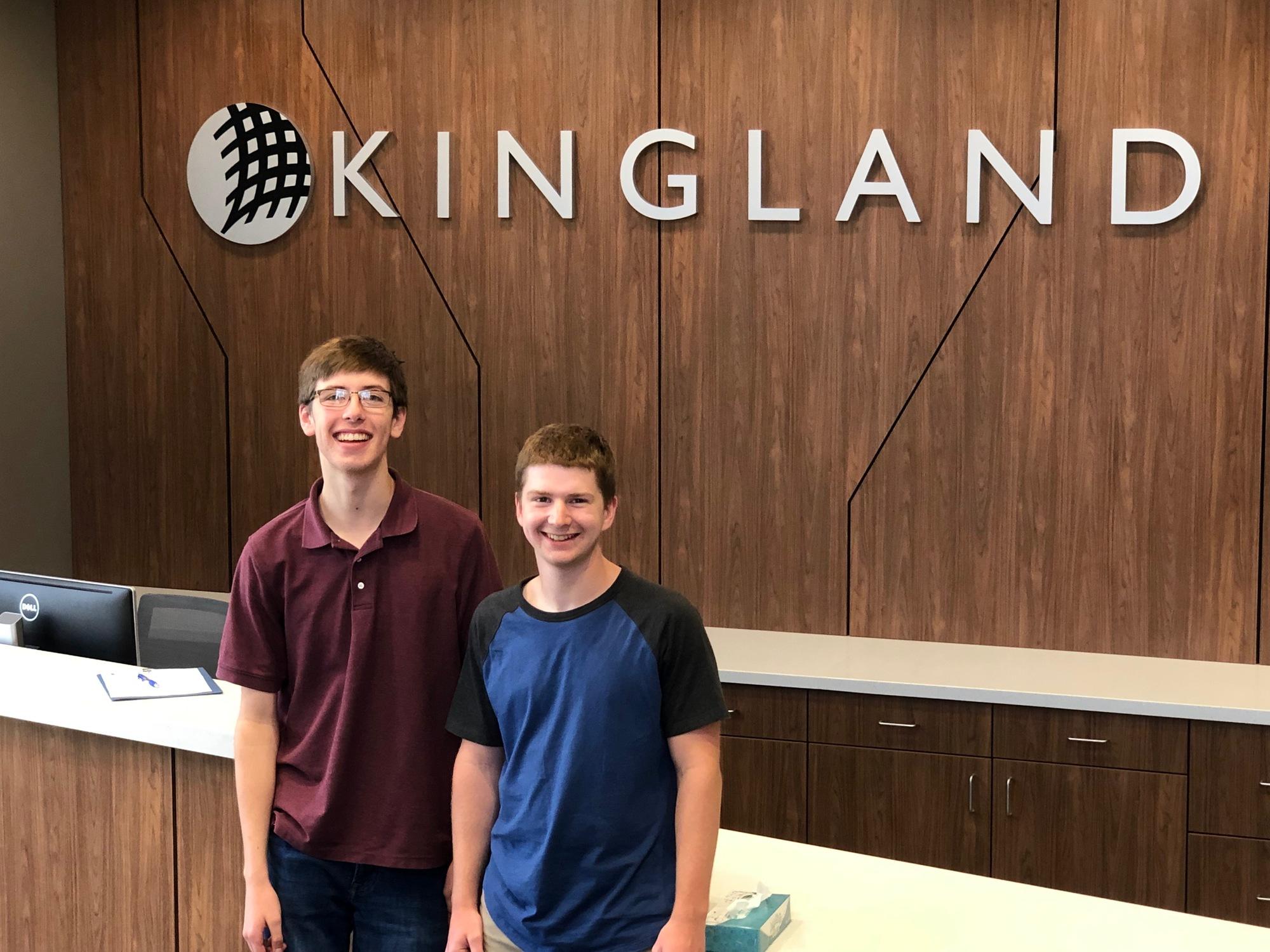 Kingland Interns