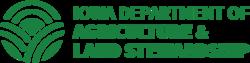 Iowa Department of Ag logo