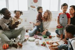 Parents with preschoolers