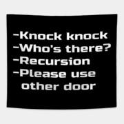 Recursion Knock Knock Joke