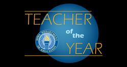 Teacher of the Year logo