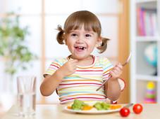 Raise a healthy eater