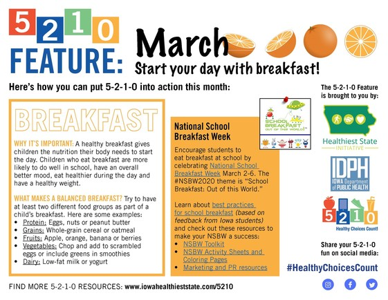 march feature