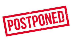 POSTPONED graphic