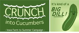 Crunch into Cucumbers