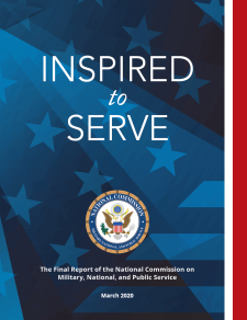 Inspired to Serve report cover