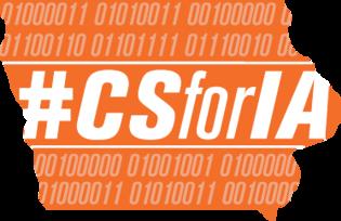 CSforIA hashtag