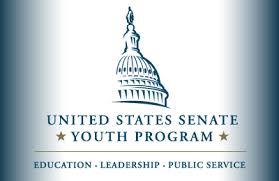 United States Senate Youth logo