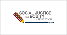 Social Justice and Equity logo graphic