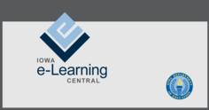 Iowa ELearning Central logo