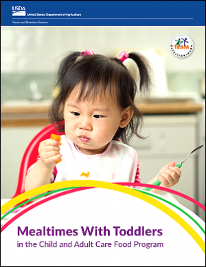 mealtime with toddlers