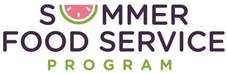 Summer Food Service Program Logo