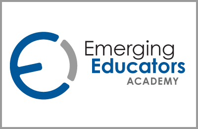 Emerging educators academy logo
