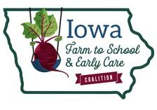 Iowa Farm to School Early Care Coalition logo