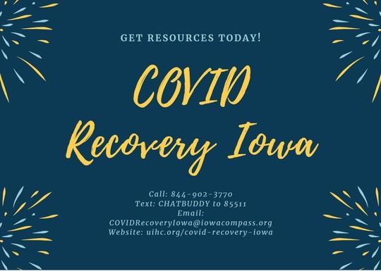 COVID Iowa