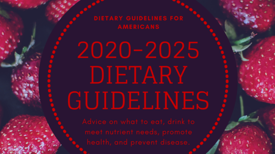 2020-2025 Nutrition