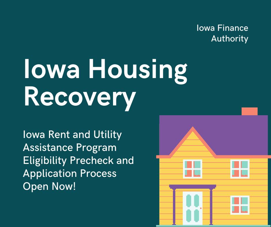 Iowa Housing Recovery